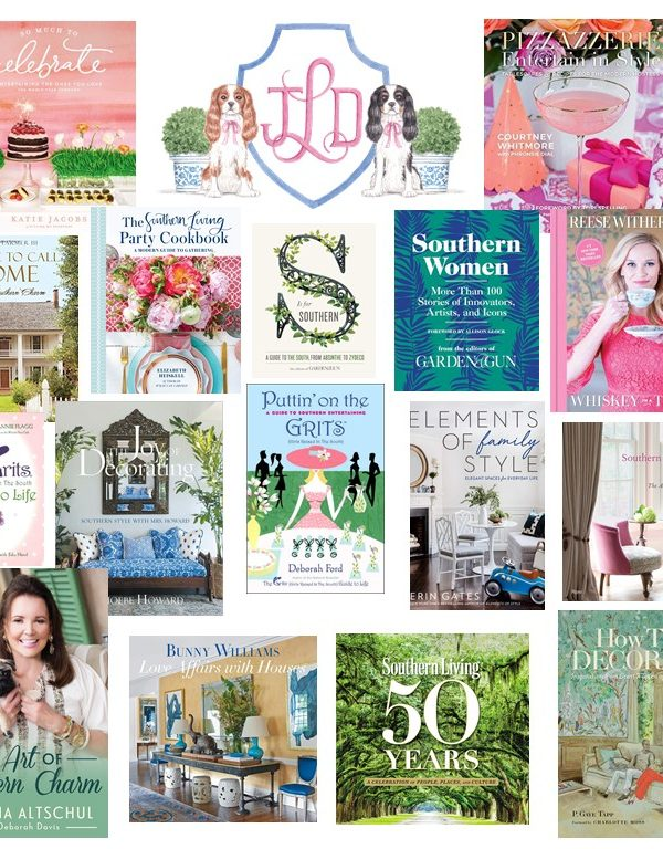 Southern Coffee Table Books