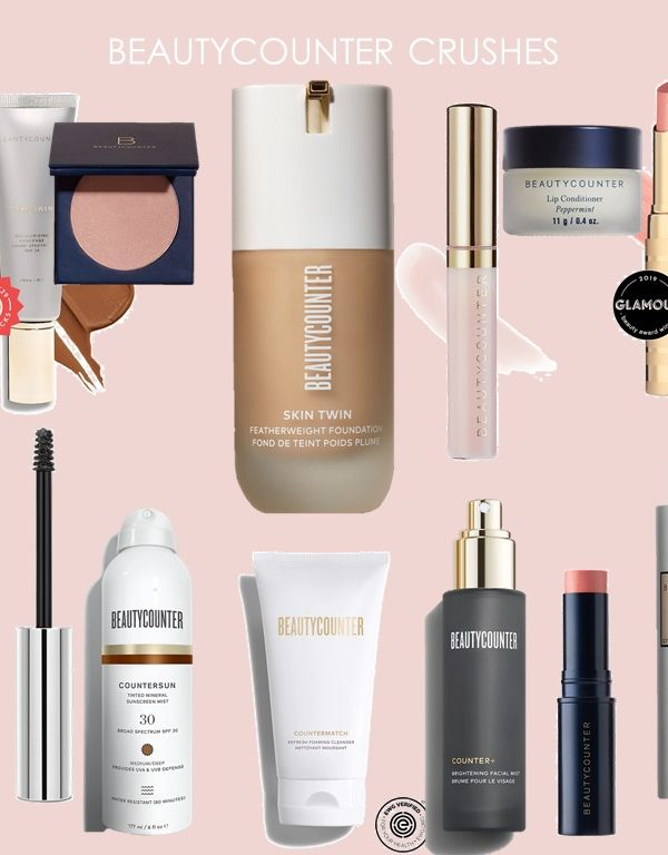 My Current Favorites from Beautycounter