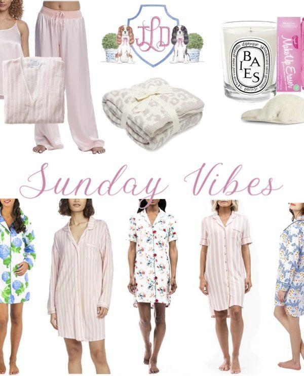 Sunday Vibes Lounging Favorites
